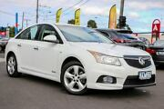 2012 Holden Cruze JH Series II MY13 SRi-V White 6 Speed Sports Automatic Sedan Coburg Moreland Area Preview