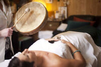 Couples Crystal & Healing w the Drum $30 off!