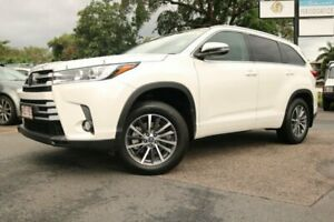 2018 Toyota Kluger GSU55R GXL AWD White 8 Speed Sports Automatic Wagon Earlville Cairns City Preview