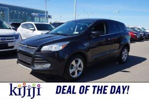 2015 Ford Escape AWD ECO BOOST Accident Free,  Heated Seats,  Bl