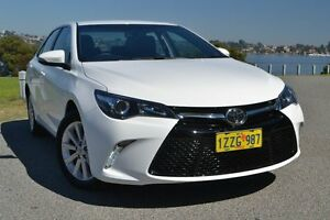 2016 Toyota Camry ASV50R Atara S Diamond White 6 Speed Sports Automatic Sedan Claremont Nedlands Area Preview