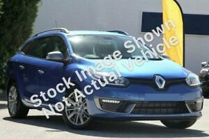 2016 Renault Megane III K95 Phase 2 GT-Line Sportwagon EDC Blue 6 Speed Sports Automatic Dual Clutch Old Reynella Morphett Vale Area Preview
