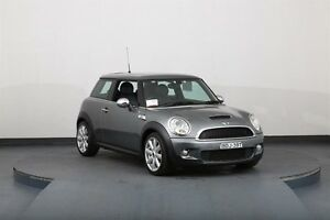 2007 Mini Cooper R56 S Grey 6 Speed Manual Hatchback Smithfield Parramatta Area Preview