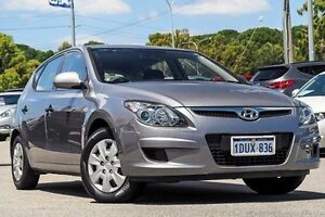 2012 Hyundai i30 FD MY11 SX Grey 4 Speed Automatic Hatchback Myaree Melville Area Preview