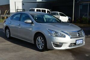 2015 Nissan Altima L33 ST Silver Continuous Variable Sedan Welshpool Canning Area Preview