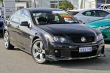 2008 Holden Commodore VE MY09 SS V Black 6 Speed Sports Automatic Sedan Myaree Melville Area Preview