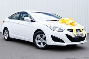 2014 Hyundai i40 VF2 Active White 6 Speed Sports Automatic Sedan Kings Park Blacktown Area Preview