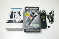 Zoom H1 Microphone + Pin Microphone