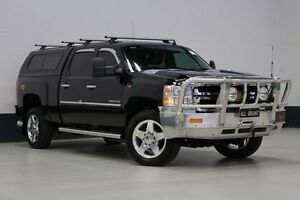 Used Chevrolet Silverado 2500 LTZ Bentley Canning Area Preview