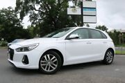 2017 Hyundai i30 PD MY18 Active White 6 Speed Sports Automatic Hatchback Earlville Cairns City Preview