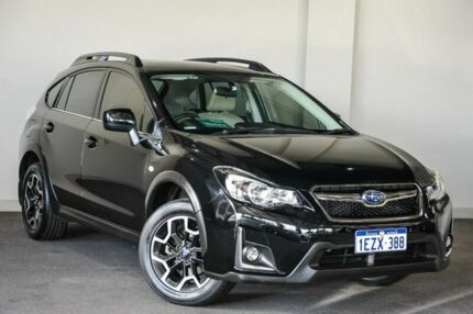 2015 Subaru XV G4X MY16 2.0i-L Lineartronic AWD Black 6 Speed Constant Variable Wagon Bayswater Bayswater Area Preview