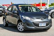 2011 Mazda 2 DE10Y1 MY10 Neo Grey 5 Speed Manual Hatchback Cannington Canning Area Preview