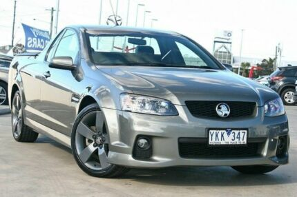2011 Holden Ute VE II SS Thunder Grey 6 Speed Auto Seq Sportshift Utility Gymea Sutherland Area Preview