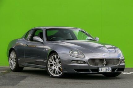 2006 Maserati GRANSPORT Silver Sports Automatic Single Clutch Coupe