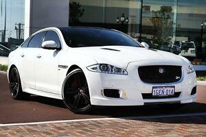 2015 Jaguar XJ X351 MY15 Supersport LWB White 8 Speed Sports Automatic Sedan Osborne Park Stirling Area Preview
