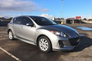 2013 Mazda 3 BL10F2 MY13 Maxx Activematic Sport Grey 5 Speed Sports Automatic Hatchback Haymarket Inner Sydney Preview