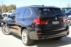 2016 BMW X5 F15 xDrive30d Black 8 Speed Sports Automatic Wagon Wangara Wanneroo Area Preview