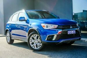 2019 Mitsubishi ASX XC MY19 ES 2WD Lightning Blue 6 Speed Constant Variable Wagon Osborne Park Stirling Area Preview
