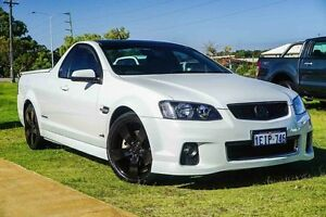 2012 Holden Ute VE II SS Thunder White 6 Speed Sports Automatic Utility Wangara Wanneroo Area Preview