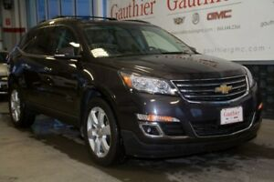 2017 Chevrolet Traverse LT AWD, Sunroof, Heated Seats, Remote St