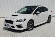 2015 Subaru WRX V1 MY16 STI AWD White 6 Speed Manual Sedan Embleton Bayswater Area Preview