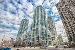 2 BED+DEN/2 BATH MISSISSAUGA CONDO FOR SALE - CITY CENTRE