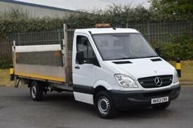 2.1 313 CDI LWB 2D 129 BHP RWD DIESEL MANUAL DROPSIDE LORRY 2013