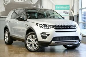 2015 Land Rover Discovery Sport L550 16MY SD4 HSE Silver 9 Speed Sports Automatic Wagon Albion Brisbane North East Preview