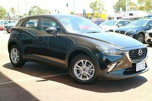 2016 Mazda CX-3 DK2W7A Maxx SKYACTIV-Drive Black 6 Speed Sports Automatic Wagon Wilson Canning Area Preview