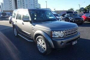 2010 Land Rover Discovery 4 Grey Auto Seq Sportshift Mackay Mackay City Preview