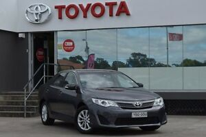 2012 Toyota Camry ASV50R Altise Graphite 6 Speed Automatic Sedan Old Guildford Fairfield Area Preview