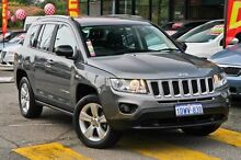 2012 Jeep Compass MK MY12 Sport CVT Auto Stick Grey 6 Speed Constant Variable Wagon Willagee Melville Area Preview