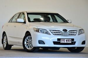 2011 Toyota Camry ASV50R Altise White 6 Speed Automatic Sedan Coopers Plains Brisbane South West Preview