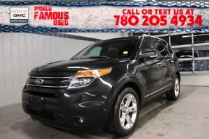 2015 Ford Explorer Limited. Text 780-205-4934 for more informati