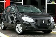 2014 Suzuki S-Cross JY GL (4x2) Cosmic Black Continuous Variable Wagon Mount Gravatt Brisbane South East Preview