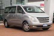 2012 Hyundai iMAX TQ-W MY12 Silver 5 Speed Automatic Wagon Osborne Park Stirling Area Preview