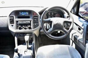2000 Mitsubishi Pajero NM GLS Maroon 5 Speed Sports Automatic Wagon