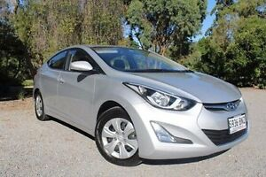 2015 Hyundai Elantra MD3 Active Silver 6 Speed Sports Automatic Sedan Hawthorn Mitcham Area Preview