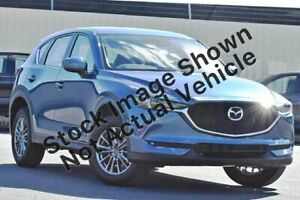 2019 Mazda CX-5 KF4WLA Maxx SKYACTIV-Drive i-ACTIV AWD Sport Eternal Blue 6 Speed Sports Automatic Liverpool Liverpool Area Preview