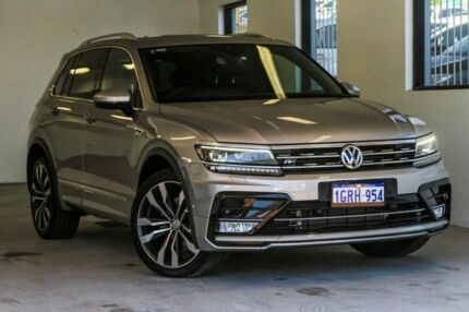2016 Volkswagen Tiguan 5N MY17 140TDI DSG 4MOTION Highline Grey 7 Speed Sports Automatic Dual Clutch Melville Melville Area Preview