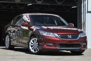2013 Honda Accord 60 VTi-L Red 5 Speed Automatic Sedan Mosman Mosman Area Preview