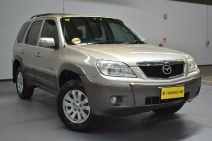 2007 Mazda Tribute MY2006 Beige 4 Speed Automatic Wagon Brooklyn Brimbank Area Preview