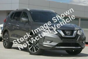 2018 Nissan X-Trail T32 Series II TL X-tronic 4WD Grey 7 Speed Constant Variable Wagon Hoppers Crossing Wyndham Area Preview