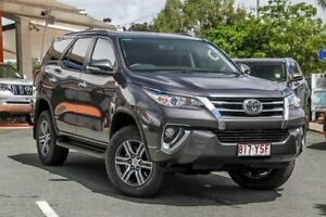 2017 Toyota Fortuner GUN156R GXL Grey 6 Speed Automatic Wagon Noosaville Noosa Area Preview