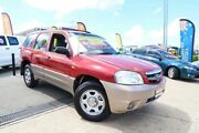 2002 Mazda Tribute Limited Red 5 Speed Manual Wagon Woodridge Logan Area Preview