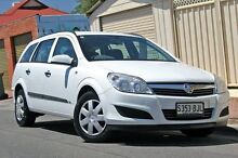 2007 Holden Astra AH MY07.5 CD White 4 Speed Automatic Wagon Glenelg Holdfast Bay Preview