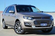 2015 Ford Territory SZ MkII Titanium Seq Sport Shift Beige 6 Speed Sports Automatic Wagon Midland Swan Area Preview