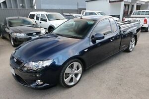 2011 Ford Falcon FG XR6 Ute Super Cab Turbo Blue 6 Speed Sports Automatic Utility Heatherton Kingston Area Preview