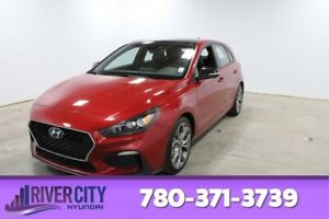 2019 Hyundai Elantra GT N LINE ULTIMATE Accident Free,  Leather,