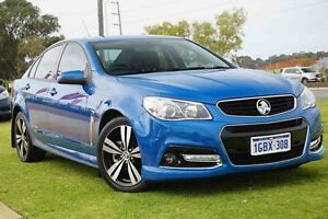 2014 Holden Commodore VF MY14 SS Storm Perfect Blue 6 Speed Sports Automatic Sedan Wangara Wanneroo Area Preview